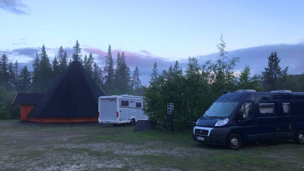 høgkjølen-fjellcamp-norge